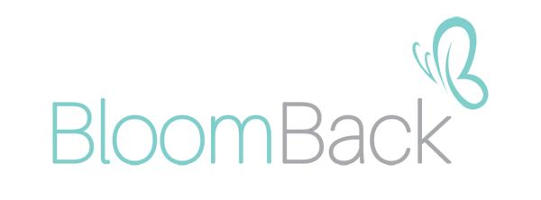 BloomBack Retina Logo