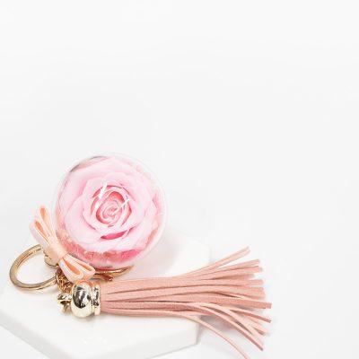 Light Pink Everbloom Charm