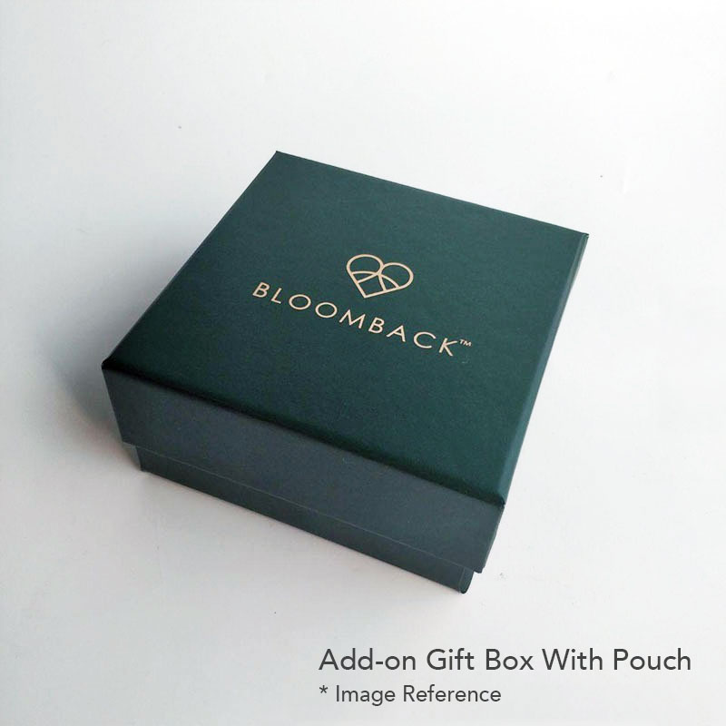 Green Bloomback Gift Box