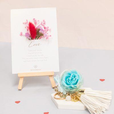 Tiffany Presevred Card