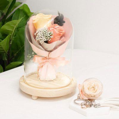 Faithfully Peach Gift Set