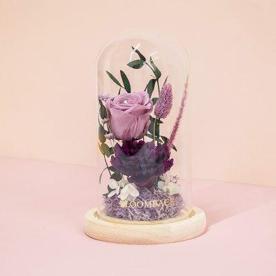 Skinny Purple