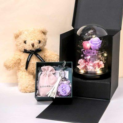 Truly Purple Premium Gift Set (open Box)