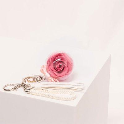 (3) Classic Birthstone Fuchsia Pink
