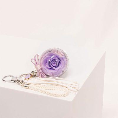 Classic Birthstone Lavender Sleeping