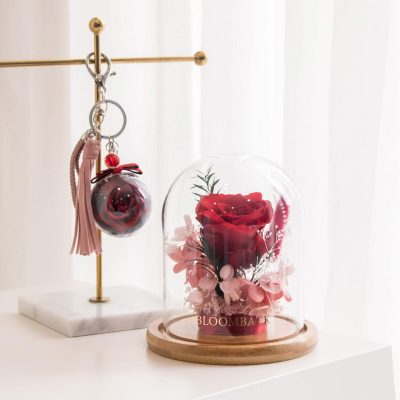 Classic Birthday Gift Set - Red