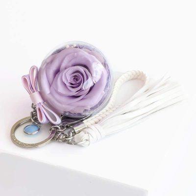 Classic Birthstone Charm Lavender - Lying