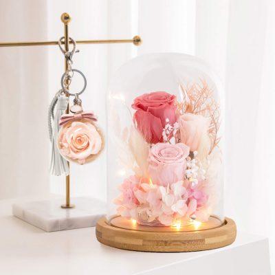 Luxe Birthday Gift Set - Isn't She Wonderful (LED)